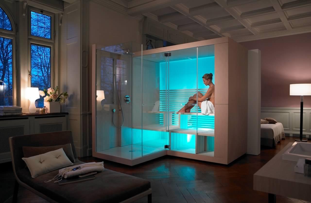 Cabina Sauna Vapor : Duravit cabinas de vapor y sauna duravit