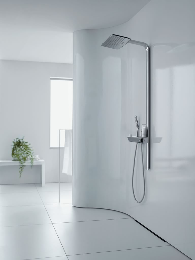contemporary axor hansgrohe shower image collection bathtub ideas. Black Bedroom Furniture Sets. Home Design Ideas