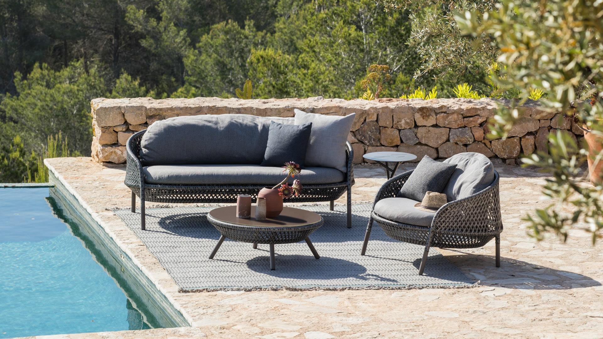 Muebles para jard n dedon - Muebles de jardin en barcelona ...