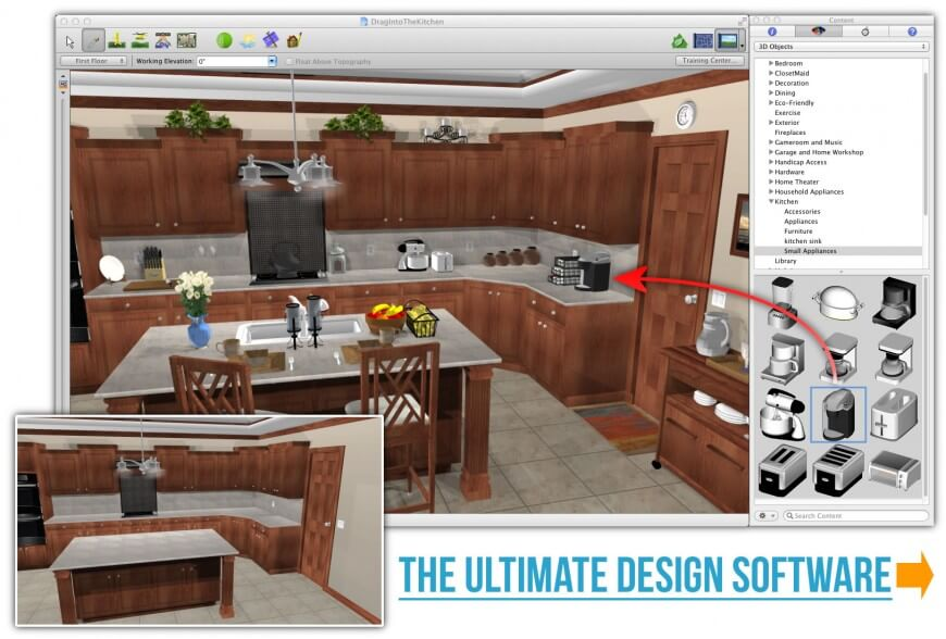 48 Best Online Home Interior Design Software Programs Free Paid Extraordinary Interior Home Design Software Free
