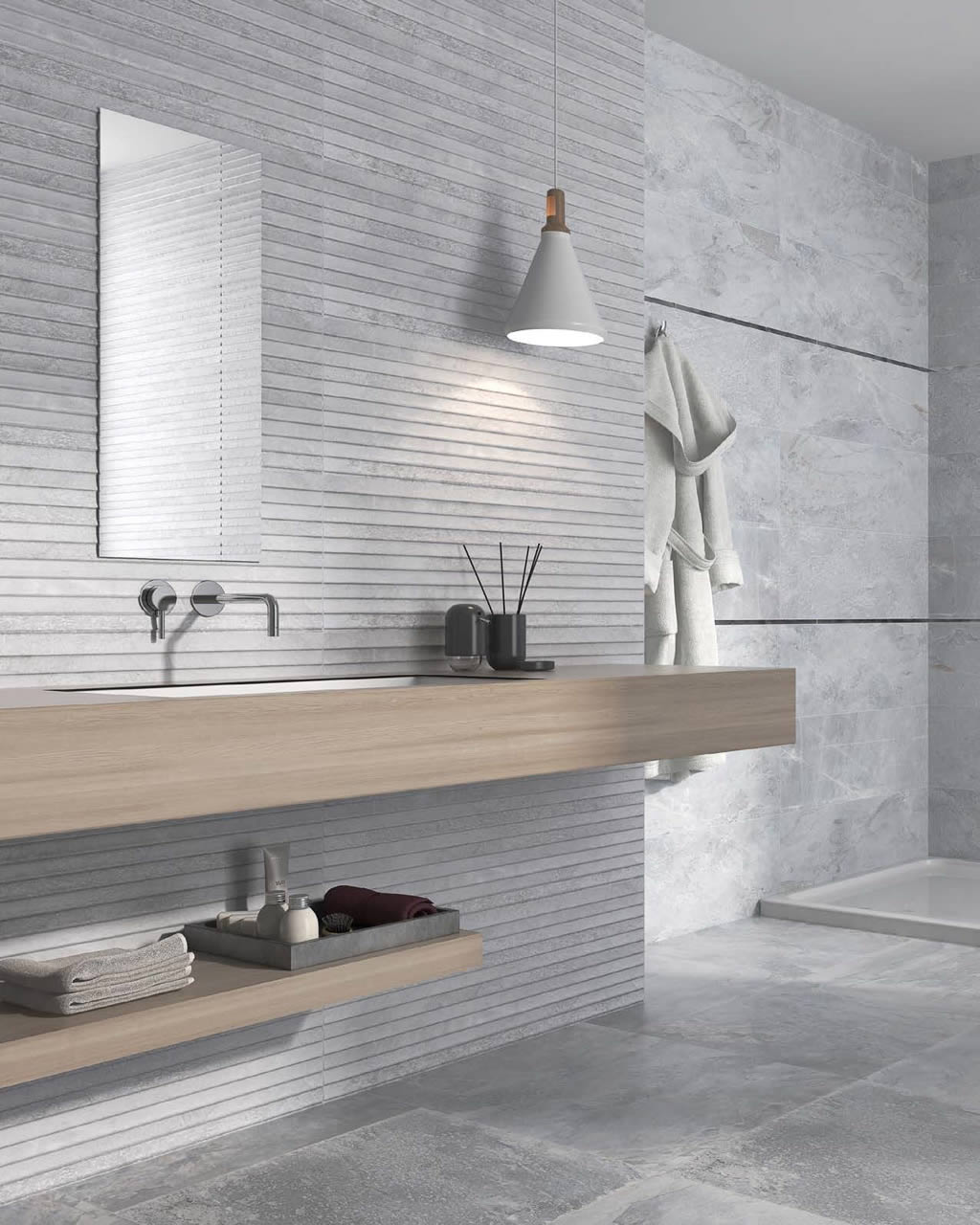 Saniker ceramic coverings and porcelain tiles for Carrelage in english