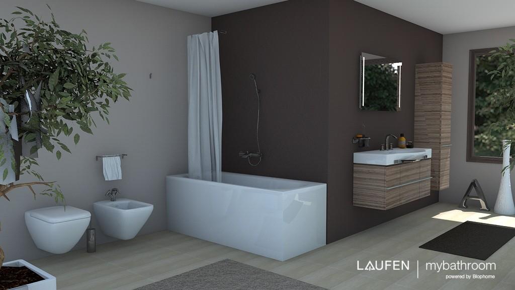 nueva herramienta de laufen para dise ar tu ba o en 3d. Black Bedroom Furniture Sets. Home Design Ideas