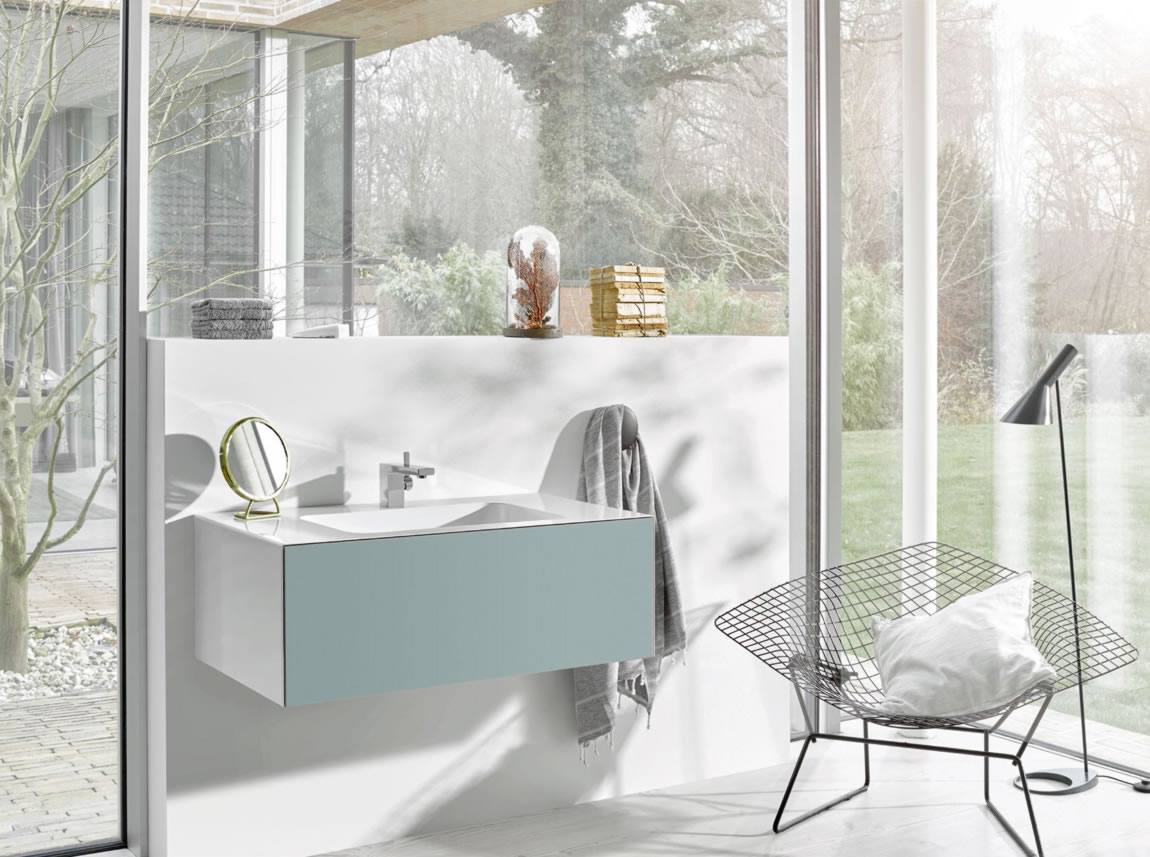 Lavabo Folio by Alape en Zenth
